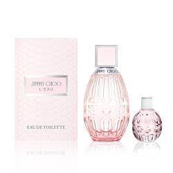 JIMMY CHOO 戀曲女性淡香水40ml(贈隨機小香乙瓶)