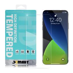 (2入組)Xmart for iPhone 12/12 Pro 6.1吋 薄型 9H 玻璃保護貼-非滿版