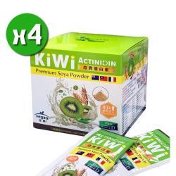 KIWI奇異蛋白素x4盒(30包/盒)