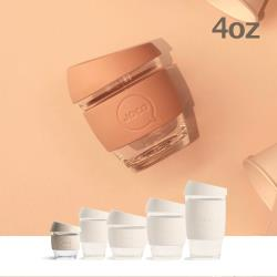 澳洲 JOCO啾口玻璃隨行咖啡杯4oz|118ml-6種顏色
