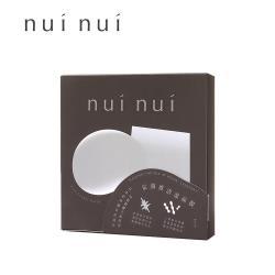 nui nui 妞妞 炭纖維清潔面膜(黑)(25ml*5入/盒)