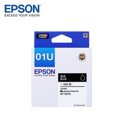 EPSON T01U(C13T01U150)原廠黑色墨水匣
