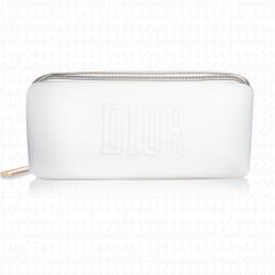 Dior 迪奧 時尚白美妝包