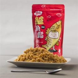 【台灣好漁】兼顧環保的好魚鬆-寶貝高鈣鱸魚鬆(150g)