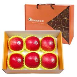日本青森進口蘋果禮盒(6顆)(約1~2天到貨)