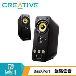 【CREATIVE 創巨】GigaWorks T20 Series II 喇叭