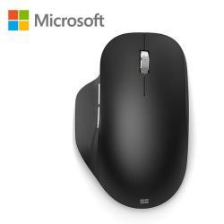 【Microsoft 微軟】藍牙人體工學滑鼠 - 霧光黑