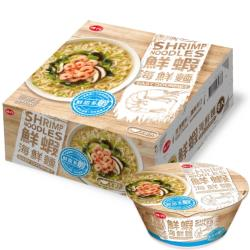 【味丹】 鮮蝦海鮮麵(8碗/箱)