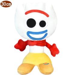 玩具總動員叉奇絨毛娃娃玩偶30公分 900847【卡通小物】