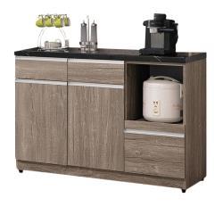 H&D 莫瑞4尺餐櫃下座