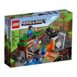 LEGO樂高積木 21166  202101 Minecraft 創世神系列 - The Abandoned Mine