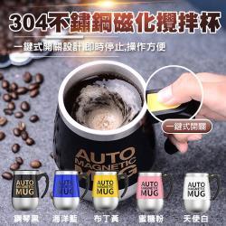 304不鏽鋼磁化攪拌杯(2入組)