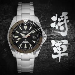 SEIKO 精工 Prospex SCUBA 將軍 鈦 200米潛水機械錶-43.5mm 6R35-01F0B(SPB189J1)