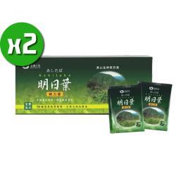 【美好人生】明日葉精力湯x2盒(30包/盒)_溫補調飲