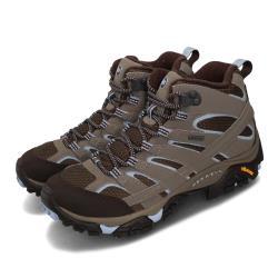 Merrell 戶外鞋 Moab 2 Mid GTX 運動 女鞋 ML99796 [ACS 跨運動]