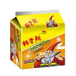 統一 科學麵香蔥雞汁 5入/袋