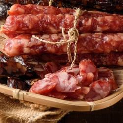 南門市場上海火腿 港式臘腸(300g/包)