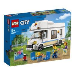 LEGO樂高積木 60283  202101 City 城市系列 - 假期露營車
