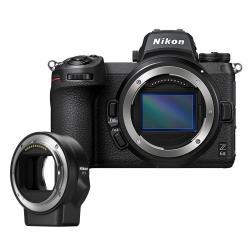 Nikon Z6 II body 單機身 + FTZ 轉接環 (公司貨)