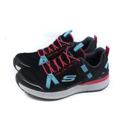 SKECHERS 運動鞋 女鞋 黑色 防潑水 149081BKBL no267