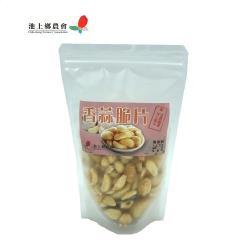 任-【池上鄉農會】香蒜脆片(植物五辛素) 100公克/包