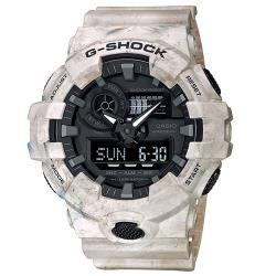 CASIO 卡西歐 G-SHOCK 地質系大理石紋手錶 GA-700WM-5A