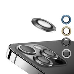 DR.TOUGH 硬博士 for iPhone 12 Pro Max 6.7吋 航空鋁鏡頭保護貼- 此為三顆鏡頭