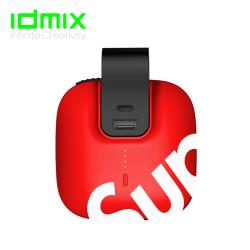 【i3嘻】idmix MR CHARGER 5000 TYPE-C 旅充式行動電源(CH03)-特色版