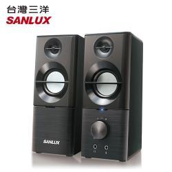 【SANLUX 台灣三洋】多媒體喇叭(SP-190)