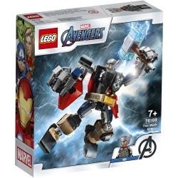 LEGO樂高積木 76169  202101 Super Heroes 超級英雄系列 - Thor Mech Armor