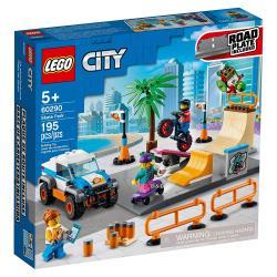 LEGO樂高積木 60290  202101 City 城市系列 - 滑板公園 Skate Park