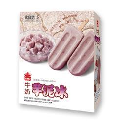 義美芋泥牛奶冰棒(5支/盒)