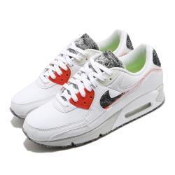 Nike 休閒鞋 Air Max 90 運動 男鞋 經典款 氣墊 舒適 避震 簡約 球鞋穿搭 白 灰 DD0383100 [ACS 跨運動]
