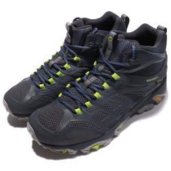 Merrell 戶外鞋 Moab FST Mid GTX 男鞋 ML36889 [ACS 跨運動]