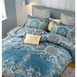HANASAKI日本柔麗絲暖冬好眠精品寢具組-雙人