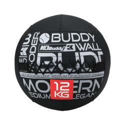MDBuddy 新皮革重力球-12KG-重量訓練 藥球 深蹲 投擲訓練 健身