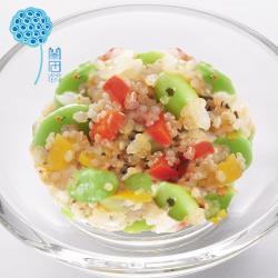 蘭田 藜麥毛豆(200g/包)(五辛素)