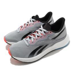 Reebok 慢跑鞋 Floatride Energy 女鞋 輕量 透氣 舒適 避震 路跑 健身 灰 黑 FX8653 [ACS 跨運動]