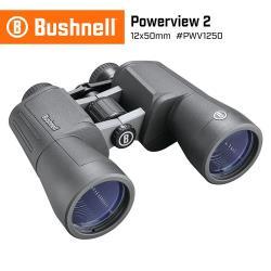 美國 Bushnell 倍視能 Powerview 2 新戶外系列 12x50mm 大口徑高倍雙筒望遠鏡 PWV1250 (公司貨)