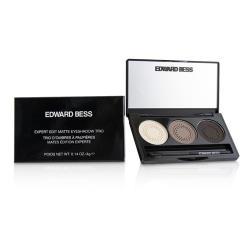 Edward Bess 三色啞光眼影盤Expert Edit Matte Eyeshadow Trio - # Cocoa Sublime