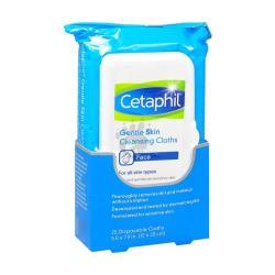 舒特膚 溫和多效潔膚棉 25抽/包