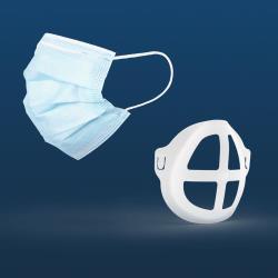 【200入】MS03超舒適透氣立體口罩內托支架