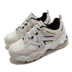 Skechers休閒鞋DLites3Air厚底女鞋老爹鞋修飾耐磨記憶型泡棉鞋墊米黑149261OFWT[ACS跨運動]