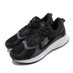 New Balance 慢跑鞋 寬楦 運動 男鞋 紐巴倫 輕量透氣 舒適避震 路跑 健身 黑 灰 MRNXTLK2E [ACS 跨運動]