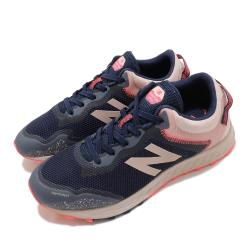 New Balance 慢跑鞋 Fresh Foam 運動 童鞋 紐巴倫 輕量 透氣 舒適 避震 中童 粉 藍 YATARINSW [ACS 跨運動]