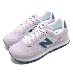 New Balance 休閒鞋 527 運動 女鞋 紐巴倫 基本款 簡約 麂皮 穿搭 紫 藍 WL527PCCB [ACS 跨運動]