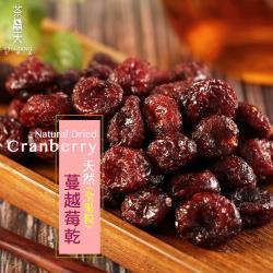 【茶鼎天】天然蔓越莓乾★全果粒-180g