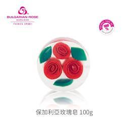 保加利亞玫瑰BULGARIAN ROSE 玫瑰皂 100g (植萃)