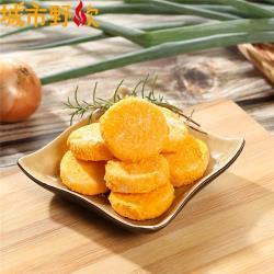 【城市野炊】干貝風味酥 - 8顆/包 x 10包
