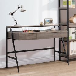 H&D 保羅古橡木4尺書桌